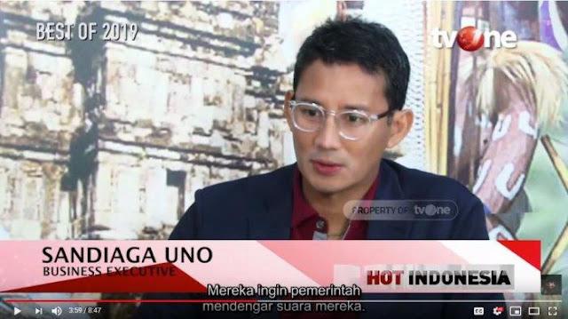 Sandiaga Uno Jelaskan Sumber Konflik di Papua, Pertanyakan Hasil Pembangunan Jokowi