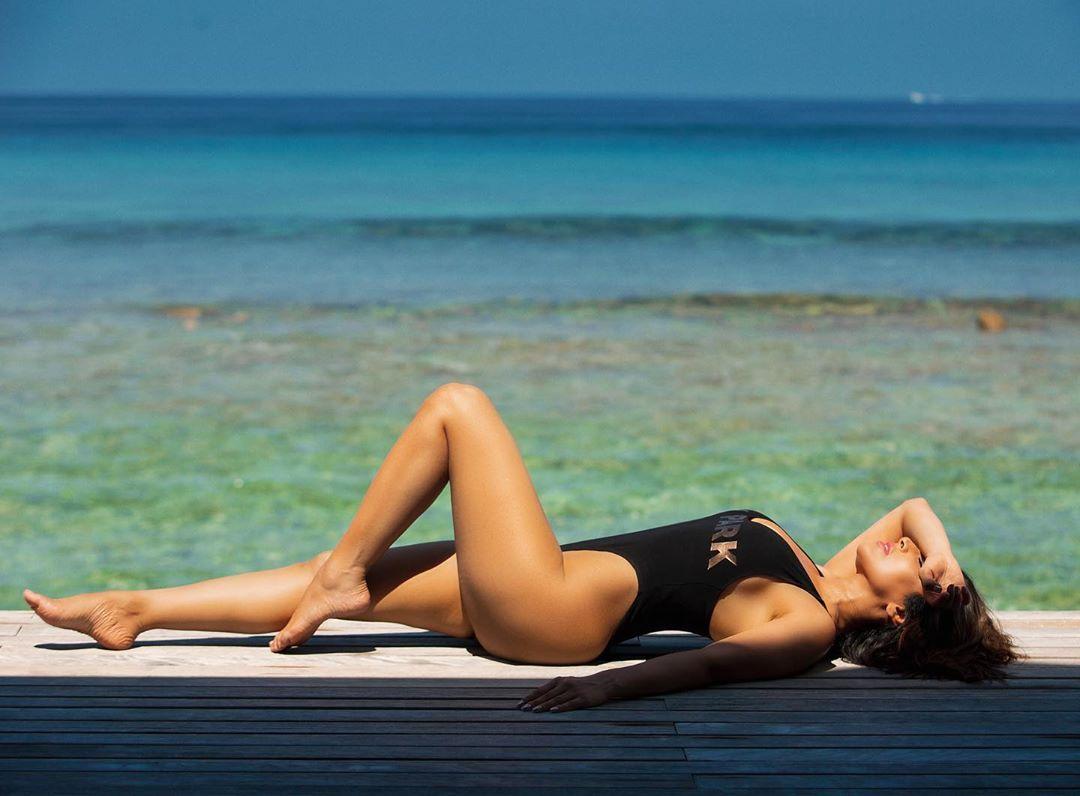 Sophie choudhary bikini