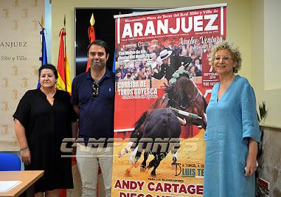 Diego Ventura Aranjuez El Motín