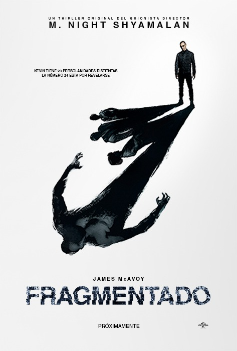Fragmentado Torrent - WEBRip 1080p Legendado (2017)