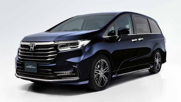 New Honda Odyssey Kini Dilengkapi Teknologi Honda Sensing
