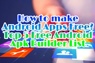 How-to-make-android-app-free