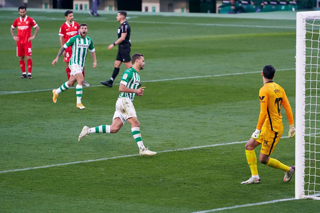 Crónica Real Betis 1 - Sevilla FC 1