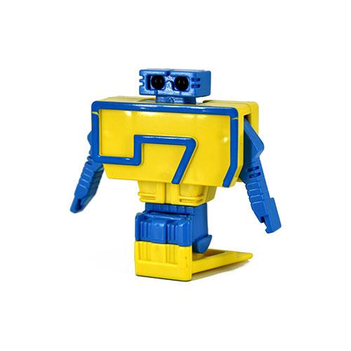 Numerobots Nº 7