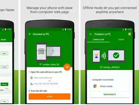 How To Transfer Large files from Android To PC \u0026 PC To Android