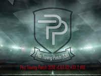 PES 2018 Tuning Patch V1.05.02.4.01.2 AIO
