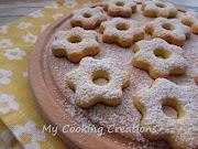 Канестрели - ароматни маслени бисквити * Canestrelli