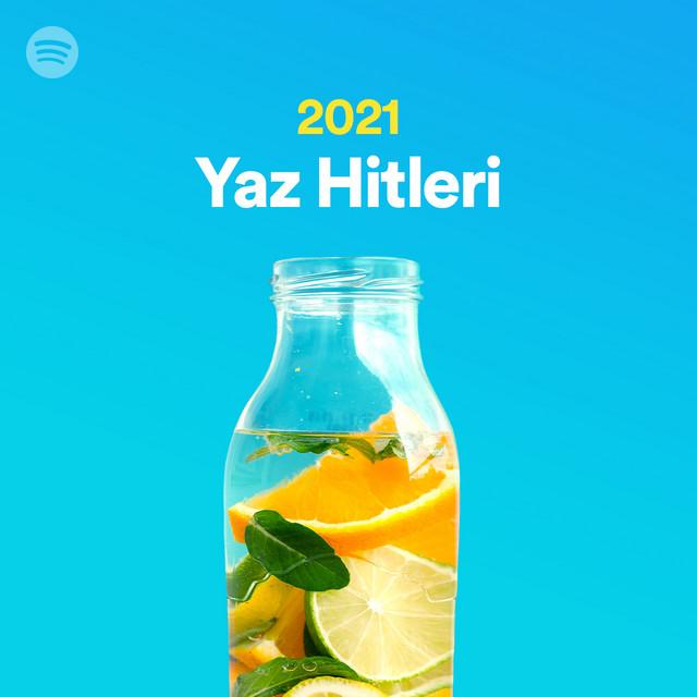 Yaz Hitleri Haziran 2021 (spotify) indir