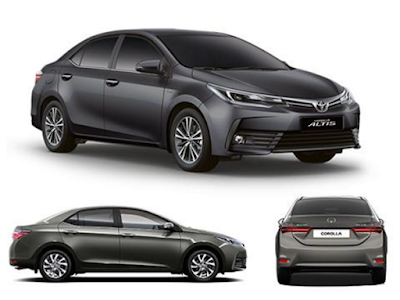 Toyota Corolla Jenis Mobil Sedan Terlaris Pilihan Keluargaku