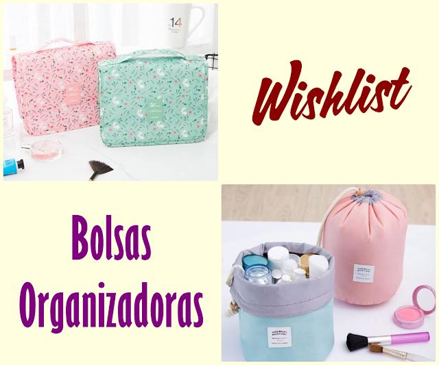Onde comprar bolsas organizadoras