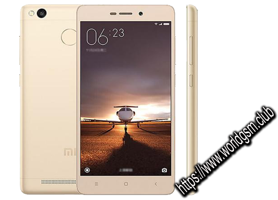 Xiaomi Redmi 3S Official Firmware is Full Free Download
