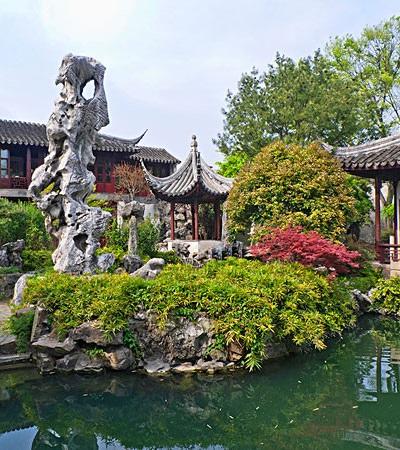 สวนหลิว (Liu Yuan: 留园) @ www.65at.cc