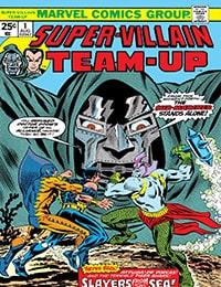 Read Super-Villain Team-Up comic online
