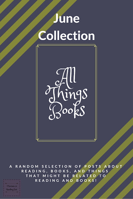 All Things Books  June Collection