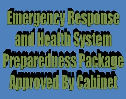 Emergency Response and Health System Preparedness Package, letsupdate, covid-19