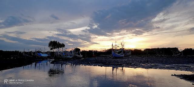 Petualangan seru dan asyik di kawasan pelabuhan tua panarukan