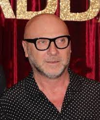 Domenico Dolce is co-founder of the Dolce & Gabbana company