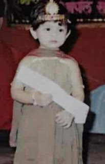 Ritika Badiani Childhood Image