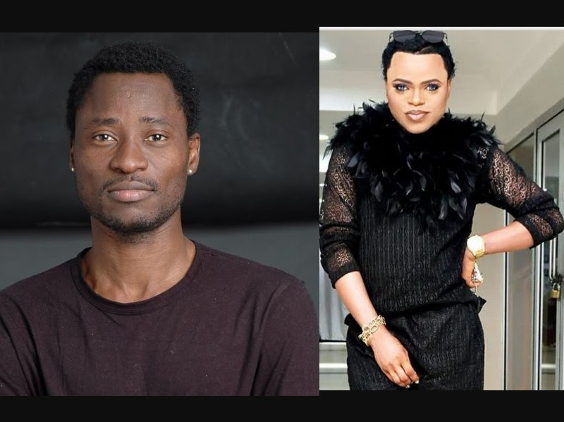 Don't Let Me Slap You, I Think You Are High On That Your Oyinbo Prick - Bobrisky Claps Back At Bisi