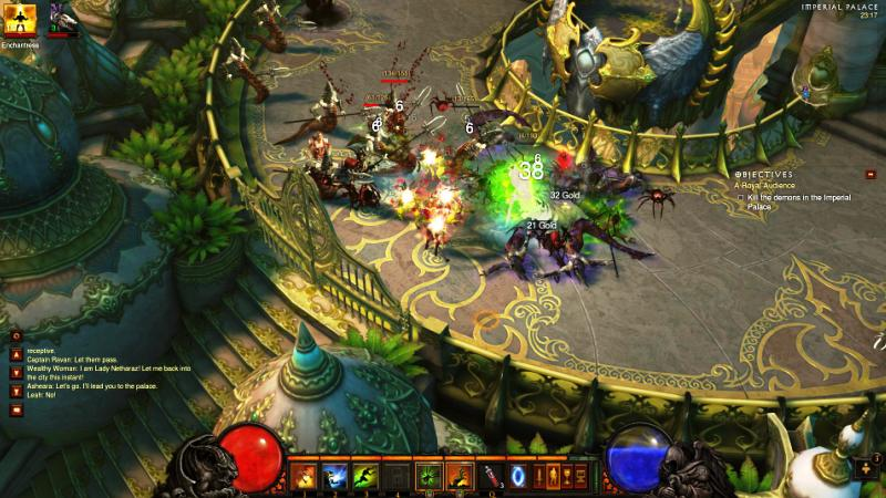 Diablo 3 Game ScreenShot 2
