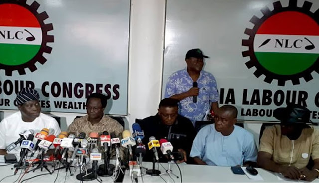 Nigeria Labour Congress (NLC) Leadership gives president Buhari new Ultimatum to sign the New minimum wage
