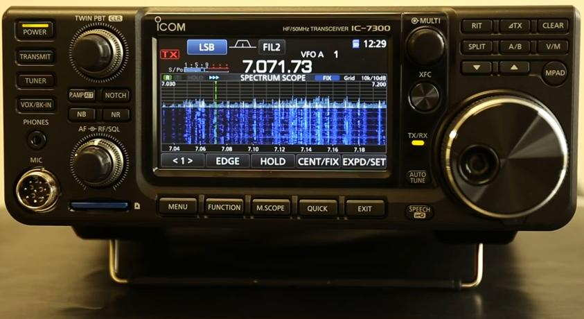 VE7SL - Steve - Amateur Radio Blog: IC-7300 LF / MF Receive Performance
