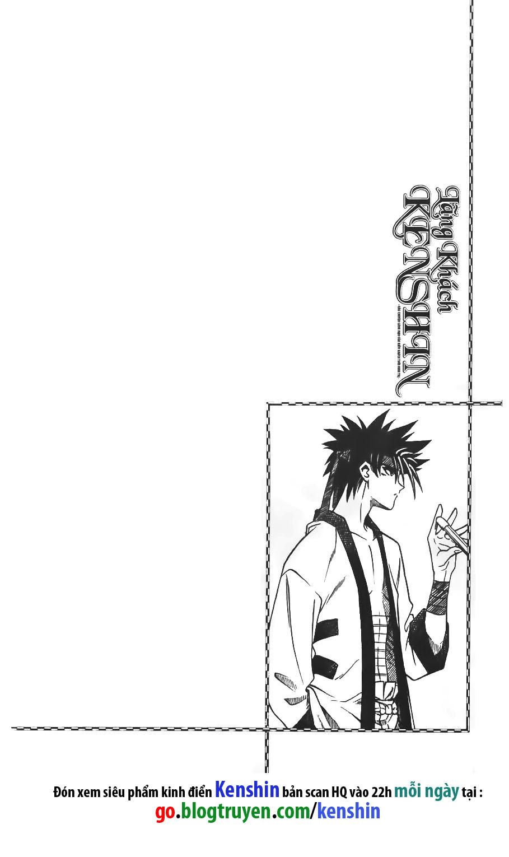 Rurouni Kenshin chap 38 trang 1