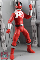 Power Rangers Lightning Collection Time Force Red Ranger 17