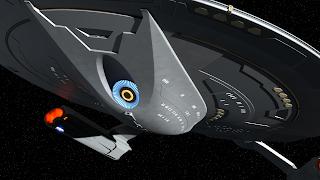 akira class starship aztec panelling