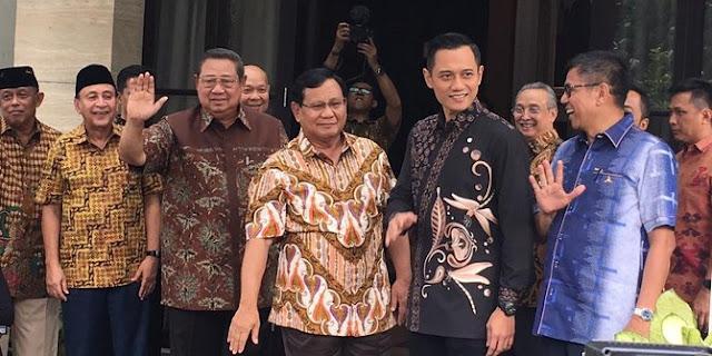 Prabowo Akan Belajar Debat Capres dengan SBY