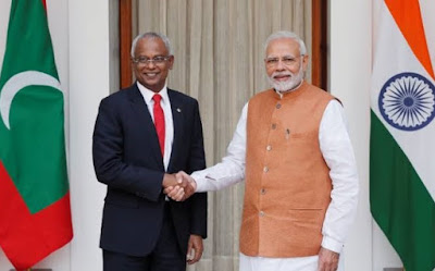 Cabinet approves MoU between India and Maldives on Training and Capacity-Building Programme