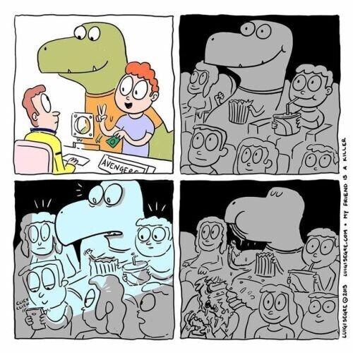 comid-dinosaurio-en-cine