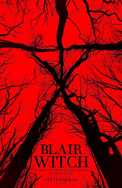 Sinopsis Film Horror Blair Witch (2016)