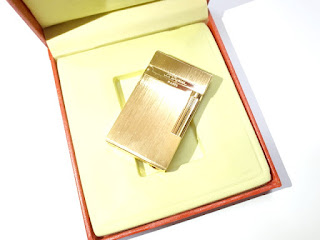 S.T. Memorial Dupont Seri M1 Gold Plate Bright Sound With Luxury Box