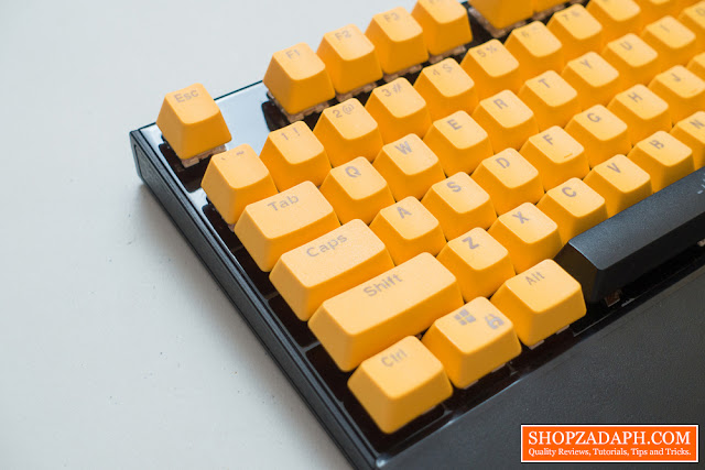 how to customize mechanical keyboard