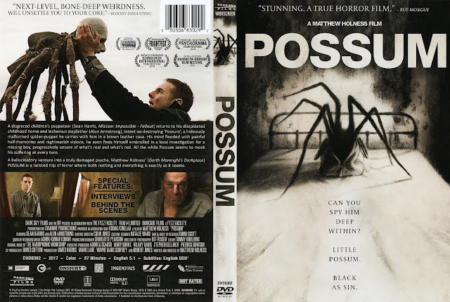 Possum DVD DVD Cover