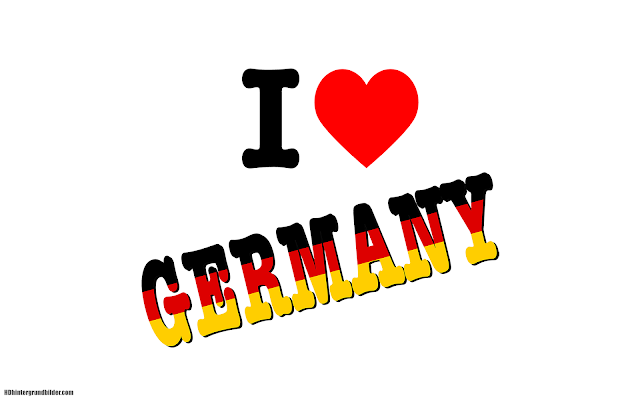 Coole bilder I love germany