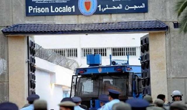 """تمرد في سجن """"تيفلت 2"""" لمعتقلي قضايا الإرهاب وموظف يلقى حتفه بطريقة مأساوية"""
