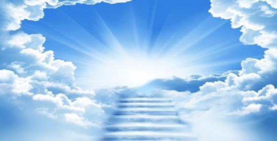 O céu existe