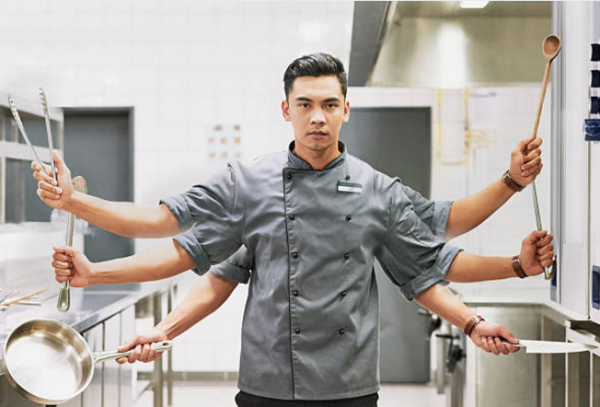 Bộ dụng cụ làm bếp không thể thiếu của đầu bếp chuyên nghiệp