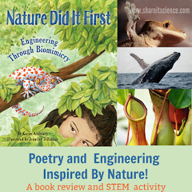 Nature Did It First Engineering Through Biomimicry STEM Activity