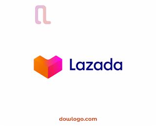 Logo Lazada Vector Format CDR, PNG