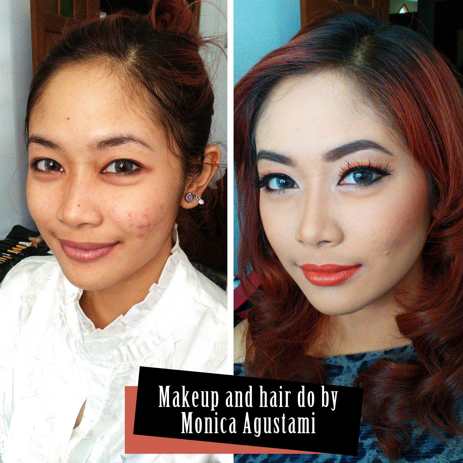 Gambar Tutorial Make Up Wardah Untuk Kulit Berminyak Dan ...