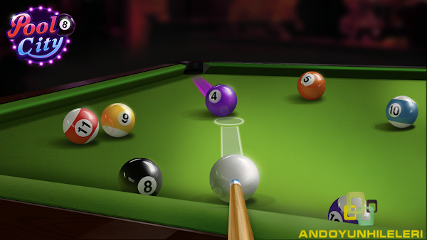 Pooking - Billiards City Bilardo Oyunu v2.8 Hileli APK