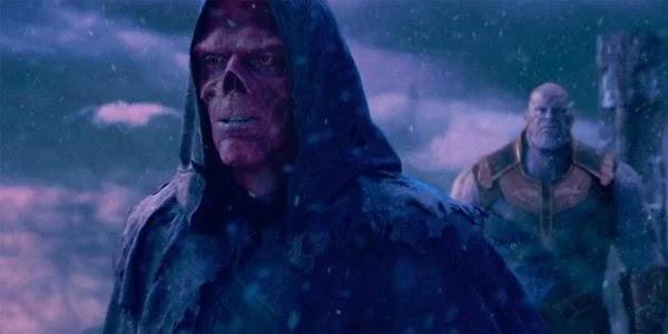 Hollywood News: Red Skull