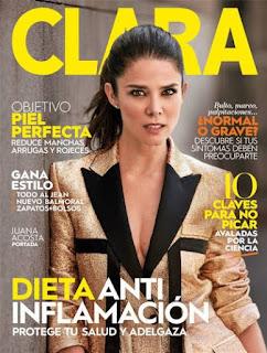 #Clara #RevistaClara #revistasoctubre #regalosrevistas #fashion #mujer #woman