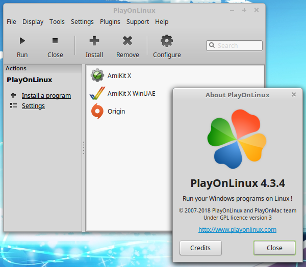 AmiKit XE on Windows, MacOS and Linux | AmigaBlogs