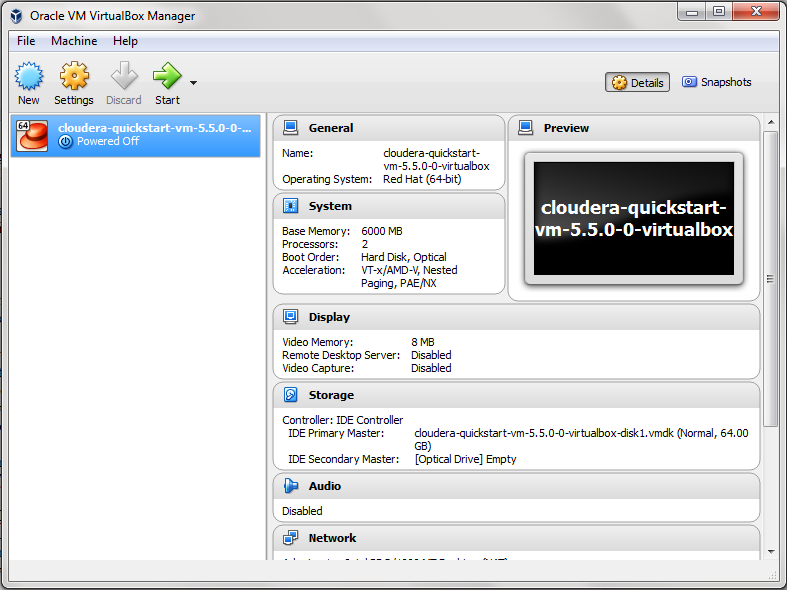 Hadoop for beginners. by a beginner (Part 1) - Using Cloudera Quickstart VM