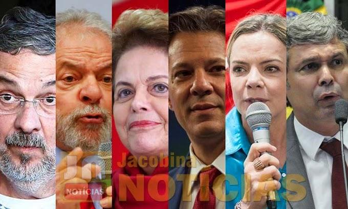 Delação de Palocci atinge Lula, Dilma, Gleisi e Lindbergh
