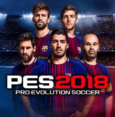 PES 2018 بيس